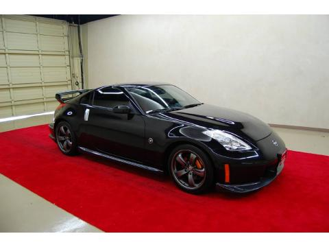 Used 2008 Nissan 350z Nismo Coupe For Sale Stock