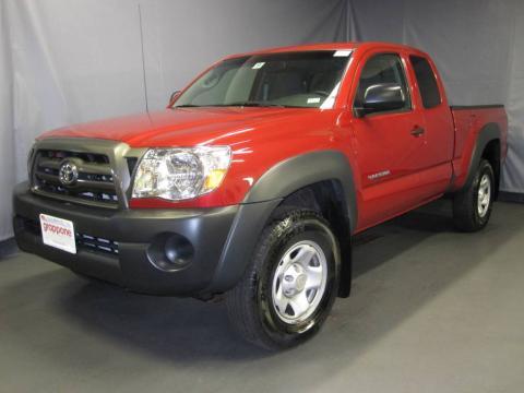 Used 2009 Toyota Tacoma Access Cab 4x4 for Sale - Stock # ...
