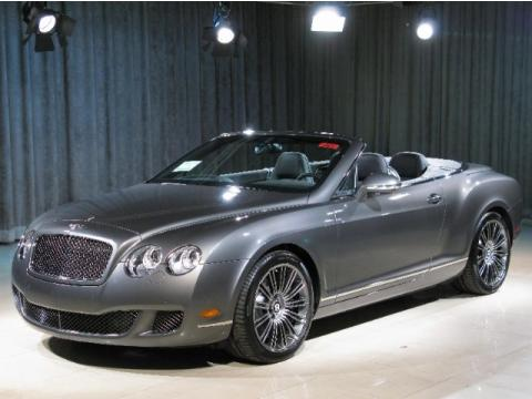 2010 Bentley Continental Gtc Speed. Granite 2010 Bentley