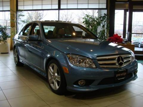 New 2010 Mercedes Benz C 300 Sport 4matic For Sale Stock
