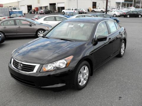 new 2010 honda accord lx p sedan for sale stock 8270. Black Bedroom Furniture Sets. Home Design Ideas