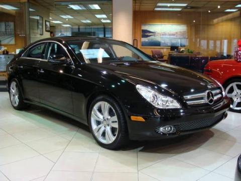 new 2010 mercedes benz cls 550 for sale stock 103185 dealer car ad 22905827. Black Bedroom Furniture Sets. Home Design Ideas