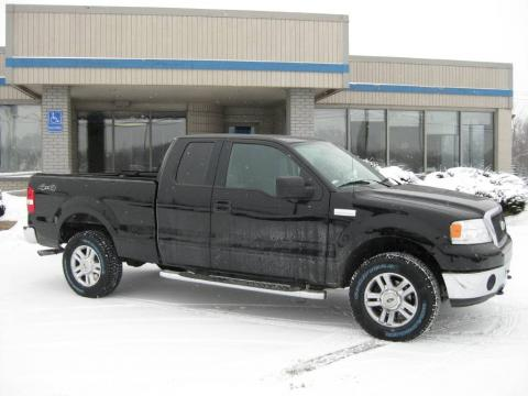 used 2006 ford f150 xlt supercab 4x4 for sale stock. Black Bedroom Furniture Sets. Home Design Ideas