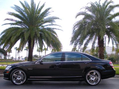 New 2009 mercedes benz s 63 amg sedan for sale stock for Mercedes benz south orlando