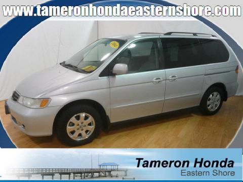 Used 2004 honda odyssey ex l for sale stock dp2537a for Tameron honda daphne al
