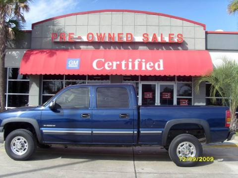 Used 2002 Chevrolet Silverado 1500 Hd Lt Crew Cab For Sale Stock 291288a