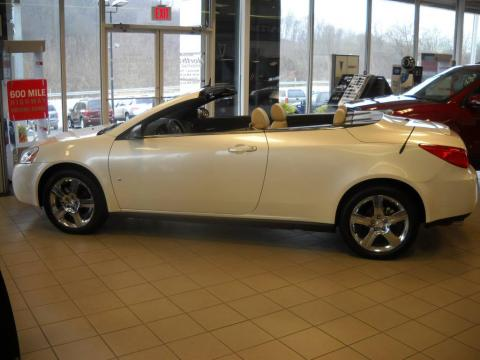 new 2009 pontiac g6 gt convertible for sale stock p4703 dealer car ad. Black Bedroom Furniture Sets. Home Design Ideas