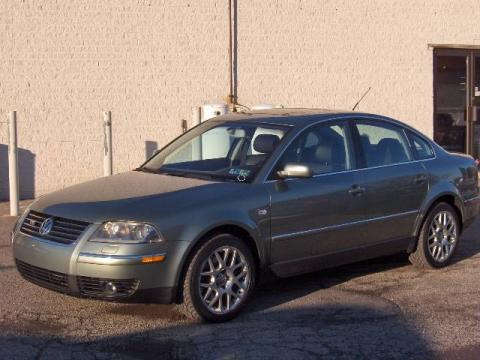 used 2003 volkswagen passat w8 4motion sedan for sale stock 190678 dealer. Black Bedroom Furniture Sets. Home Design Ideas