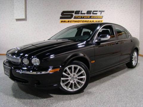 used 2005 jaguar x type 3 0 for sale stock 48656 dealer car ad 2349214. Black Bedroom Furniture Sets. Home Design Ideas