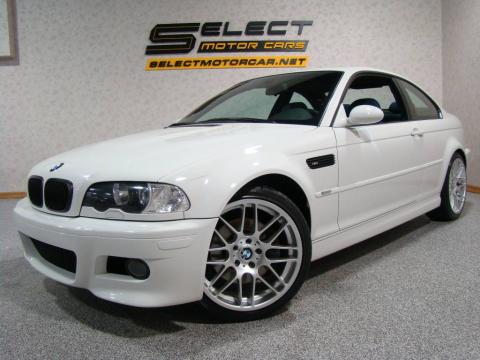 used 2006 bmw m3 coupe for sale stock 46995. Black Bedroom Furniture Sets. Home Design Ideas