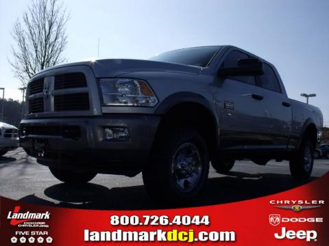 new 2010 dodge ram 2500 trx4 off road crew cab 4x4 for. Black Bedroom Furniture Sets. Home Design Ideas