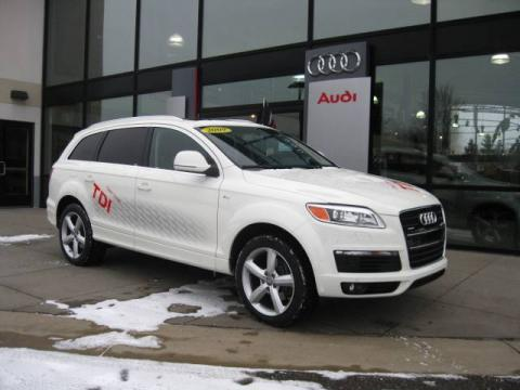 used 2009 audi q7 3 0 tdi quattro for sale stock l1586 dealer car ad 23791264. Black Bedroom Furniture Sets. Home Design Ideas