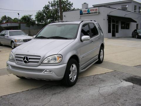 Used 2005 mercedes benz ml 350 4matic special edition for for 2005 mercedes benz ml350 for sale