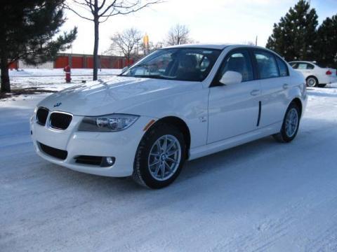 2010 BMW 3 Series Sedan Pics
