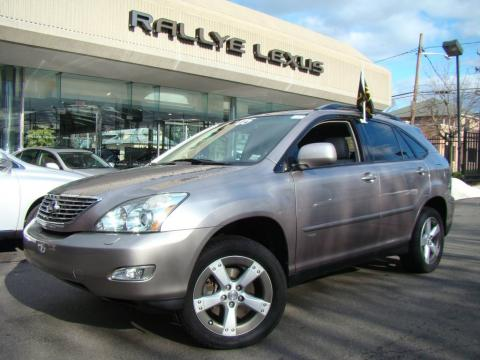 Used 2005 Lexus RX 330 AWD Thundercloud Edition for Sale - Stock ...