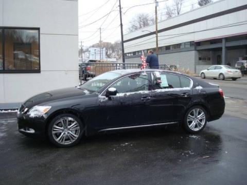 used 2007 lexus gs 450h hybrid for sale stock t10786a. Black Bedroom Furniture Sets. Home Design Ideas