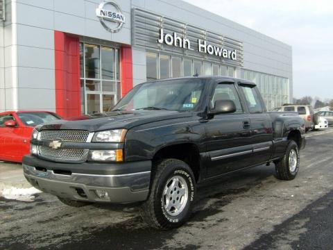 Used 2003 Chevrolet Silverado 1500 Ls Extended Cab 4x4 For