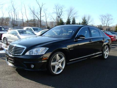 Used 2008 Mercedes Benz S 63 Amg Sedan For Sale Stock