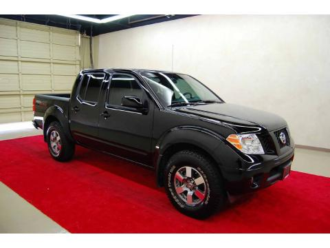 used 2009 nissan frontier pro 4x crew cab for sale stock 1041980 dealer. Black Bedroom Furniture Sets. Home Design Ideas