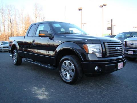 Cloninger Ford Salisbury >> New 2010 Ford F150 FX2 SuperCab for Sale - Stock #F10236 ...