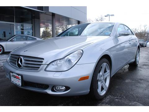 Used 2006 mercedes benz cls 500 for sale stock 7420a for Napleton mercedes benz