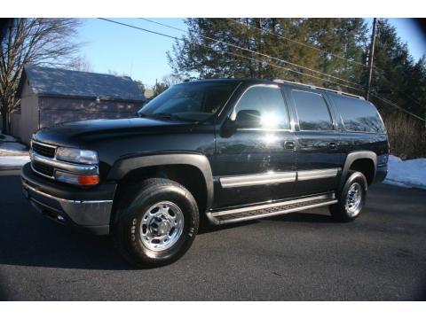 used 2005 chevrolet suburban 2500 lt 4x4 for sale stock 200375 dealer car. Black Bedroom Furniture Sets. Home Design Ideas