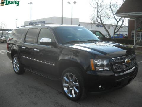 used 2009 chevrolet suburban ltz 4x4 for sale stock. Black Bedroom Furniture Sets. Home Design Ideas