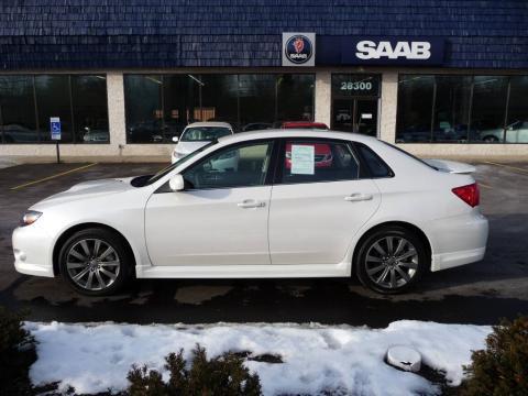 Used 2010 Subaru Impreza WRX Sedan for Sale - Stock #S1148 ...