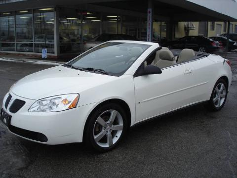 used 2006 pontiac g6 gt convertible for sale stock. Black Bedroom Furniture Sets. Home Design Ideas