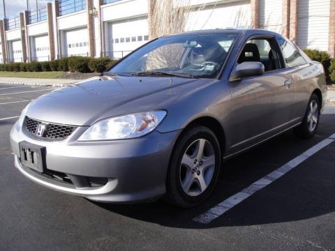used 2005 honda civic ex coupe for sale stock 032157 dealer car ad 25352688. Black Bedroom Furniture Sets. Home Design Ideas