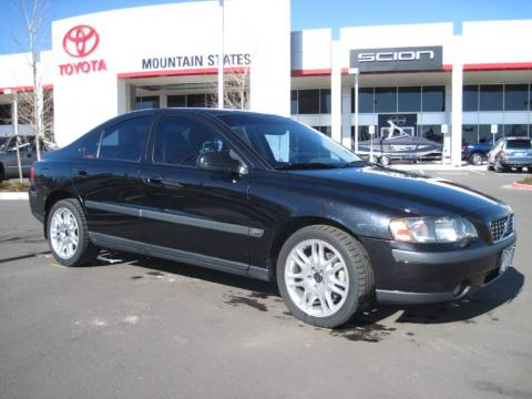 Used 2002 volvo s60 2 4t awd for sale stock t22126740 dealerrevs