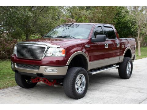 used 2004 ford f150 lariat supercrew 4x4 for sale stock. Black Bedroom Furniture Sets. Home Design Ideas