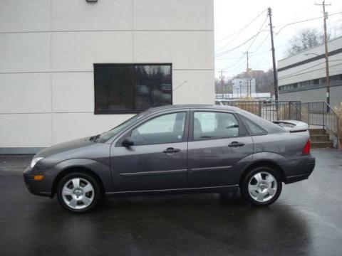 Pittsburgh Toyota Dealer >> Used 2007 Ford Focus ZX4 SES Sedan for Sale - Stock #T10931C   DealerRevs.com - Dealer Car Ad ...