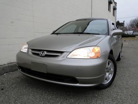 used 2003 honda civic ex coupe for sale stock 038631. Black Bedroom Furniture Sets. Home Design Ideas