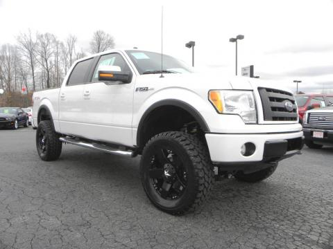 white ford f150 lifted fx4 oxford white ford f150 fx4 - White Ford F150 Lifted