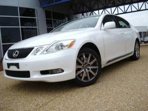 Used 2007 lexus gs 350 awd for sale stock mb0321a for Tysinger motors used cars