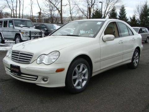 Used 2007 mercedes benz c 280 4matic luxury for sale for Mercedes benz prestige paramus nj