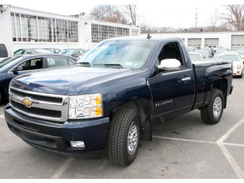 Used 2009 Chevrolet Silverado 1500 Regular Cab 4x4 For Sale Stock