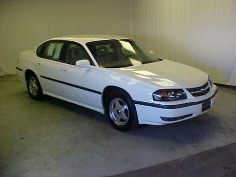 used 2002 chevrolet impala ls for sale stock c8416c dealer car ad 26258807. Black Bedroom Furniture Sets. Home Design Ideas