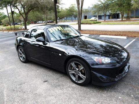 used 2008 honda s2000 cr roadster for sale stock s8s000043 dealer car ad. Black Bedroom Furniture Sets. Home Design Ideas