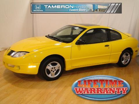 Used 2004 pontiac sunfire coupe for sale stock 100441a for Tameron honda daphne al