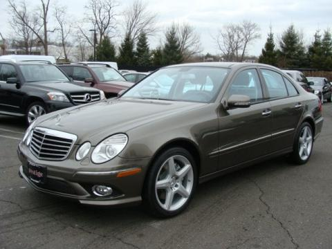 Used 2008 mercedes benz e 350 4matic sedan for sale for Mercedes benz prestige paramus nj