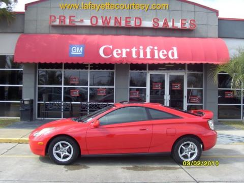 Used 2000 Toyota Celica Gt For Sale Stock 2100547a Dealer Car Ad 26549072