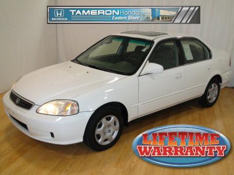 Used 2000 honda civic ex sedan for sale stock 100657a for Tameron honda daphne al