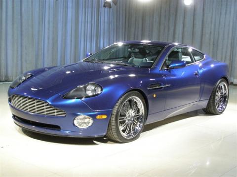 used 2002 aston martin vanquish for sale stock 500297. Black Bedroom Furniture Sets. Home Design Ideas
