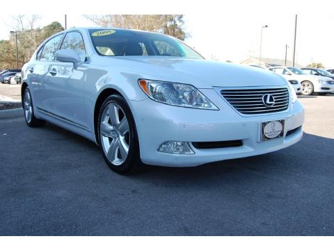 used 2008 lexus ls 460 l for sale stock pi4480. Black Bedroom Furniture Sets. Home Design Ideas