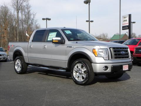 used 2010 ford f150 fx4 supercrew 4x4 for sale stock p7260ay dealer car ad. Black Bedroom Furniture Sets. Home Design Ideas
