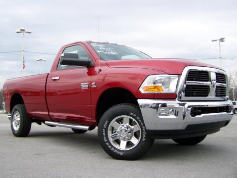 Car Dealerships In Lima Ohio >> New 2010 Dodge Ram 2500 SLT Regular Cab 4x4 for Sale - Stock #C0120 | DealerRevs.com - Dealer ...