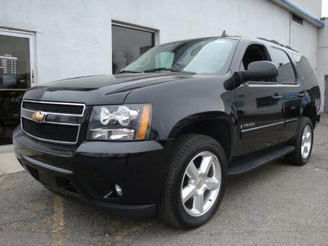 used 2008 chevrolet tahoe ltz 4x4 for sale stock 9764 dealer car ad 26935316. Black Bedroom Furniture Sets. Home Design Ideas