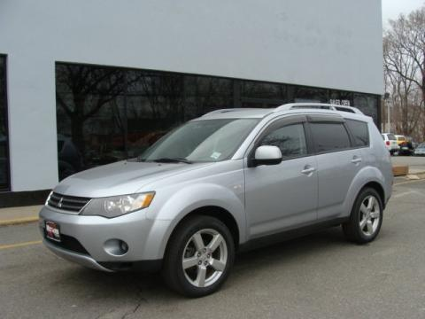 used 2007 mitsubishi outlander xls 4wd for sale stock. Black Bedroom Furniture Sets. Home Design Ideas